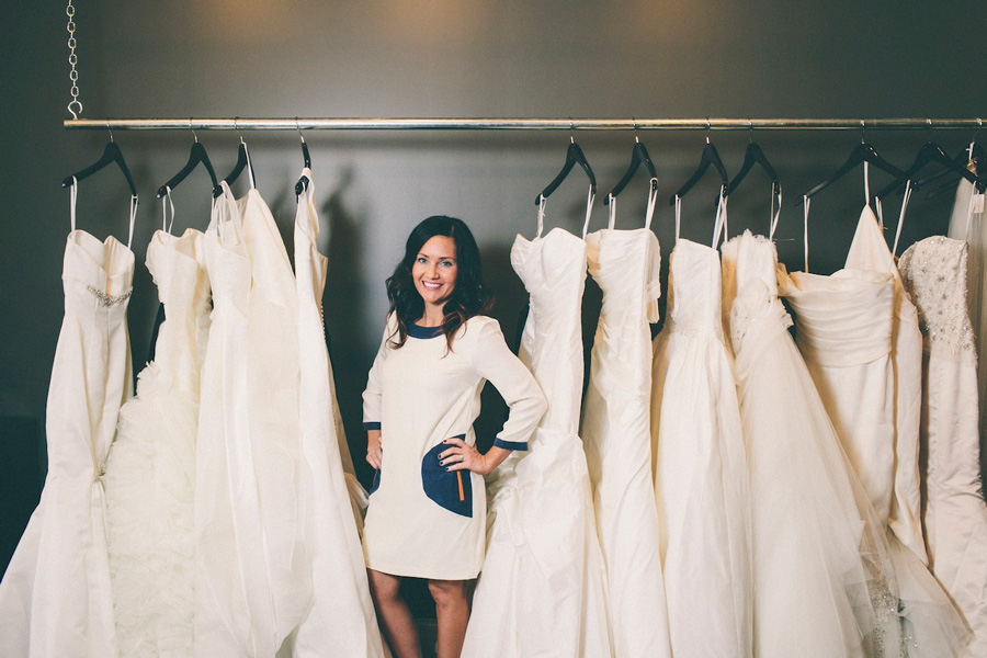 Columbus Bridal Shop Ivy Bridal Studio Hosting Alvina