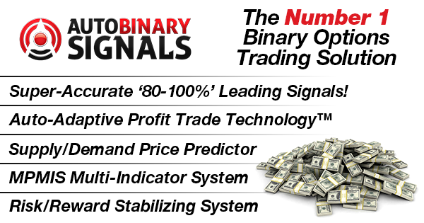 Binary options secret code