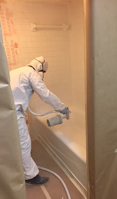 Steps To Follow When Refinishing An Old Bathtub