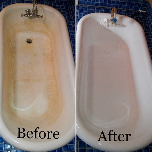 Renew Old Bathtub Pros and cons of replacing restoring or