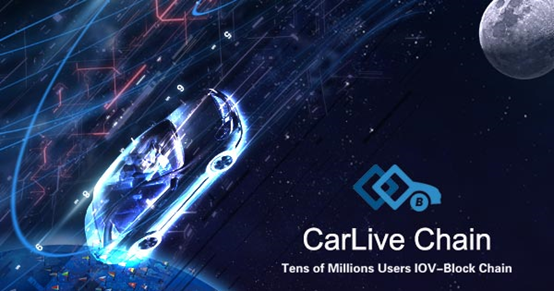 Carlive Chain Going All In On Iov Block Chain With Tens Of Millions