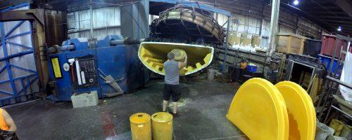 Custom Rotational Molding Growth Creates Jobs for Ohio