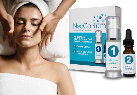 Spa Inc Magazine Features Neocorium Egf Stem Cell Facial