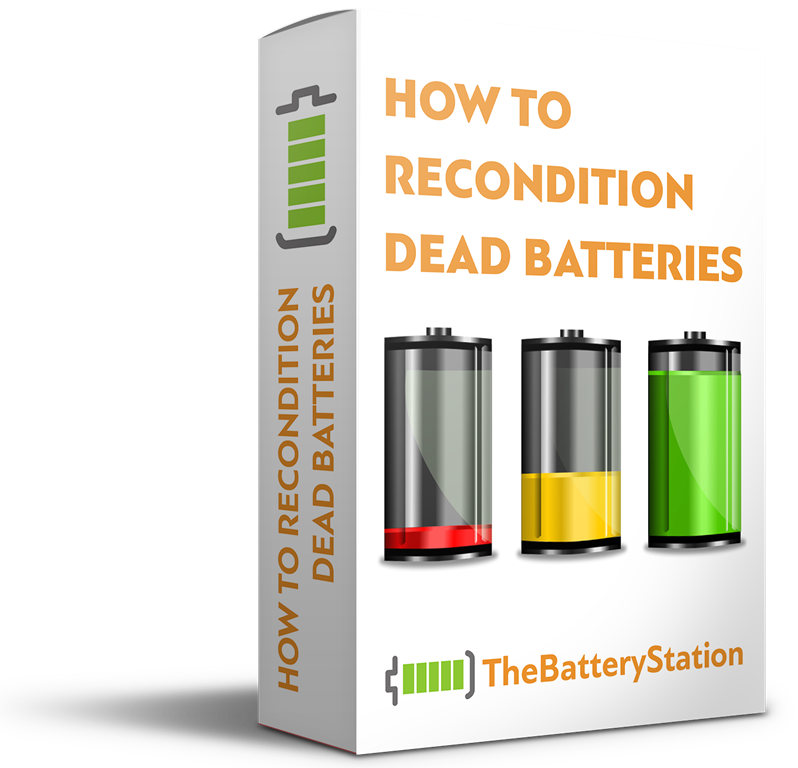 Can You Really Recondition A Car Battery