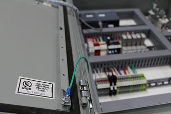 Windcreek Services Announces UL Certification Of Industrial Control Panels