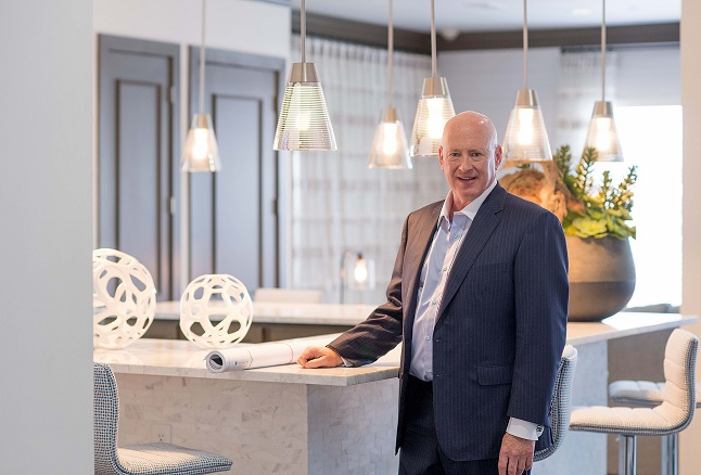 Marcus Hiles - Discusses Latest Trends in Luxury Living