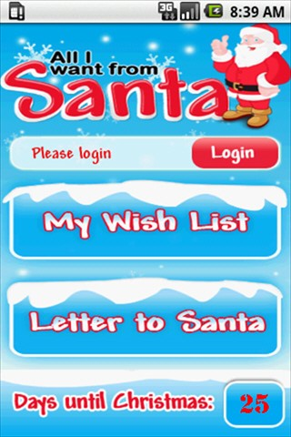 Monster arts prepares to launch all i want from santa app for 2014 monster arts prepares to launch all i want from santa app for 2014 holiday season spiritdancerdesigns Gallery