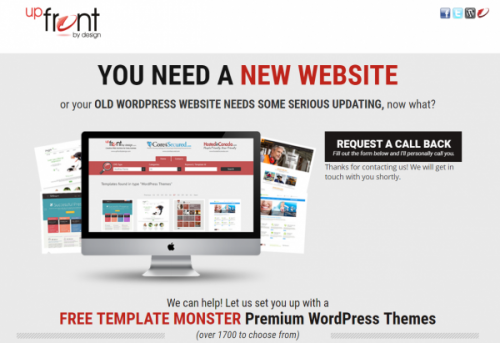 Calgary Web Design & SEO Agency Affordable Hosting & WordPress ...