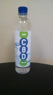 Solar Rain Cbd Naturals Water