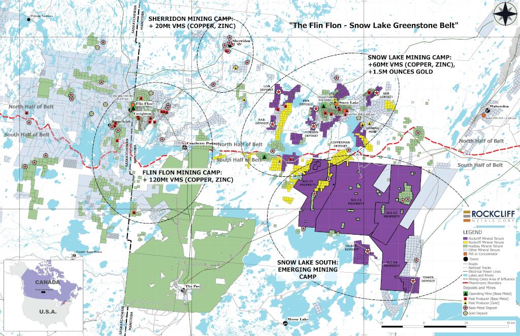 Snow Lake Manitoba Canada Map Www Naturalrugs Store