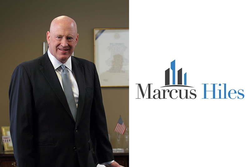 Marcus Hiles - Discusses the Positive Influence of Politics on Real Estate Market