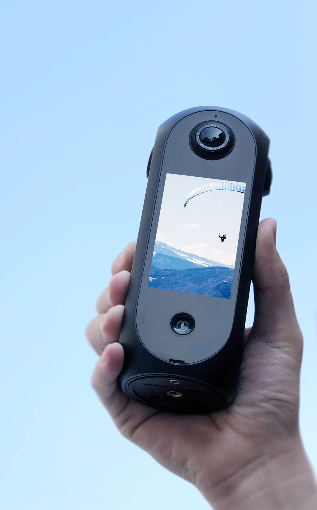 Pisofttech Launching World's First Panoramic VR Camera with