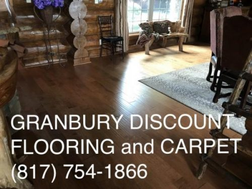 Dallas Flooring Warehouse Launches Granbury Texas Hardwood Flooring