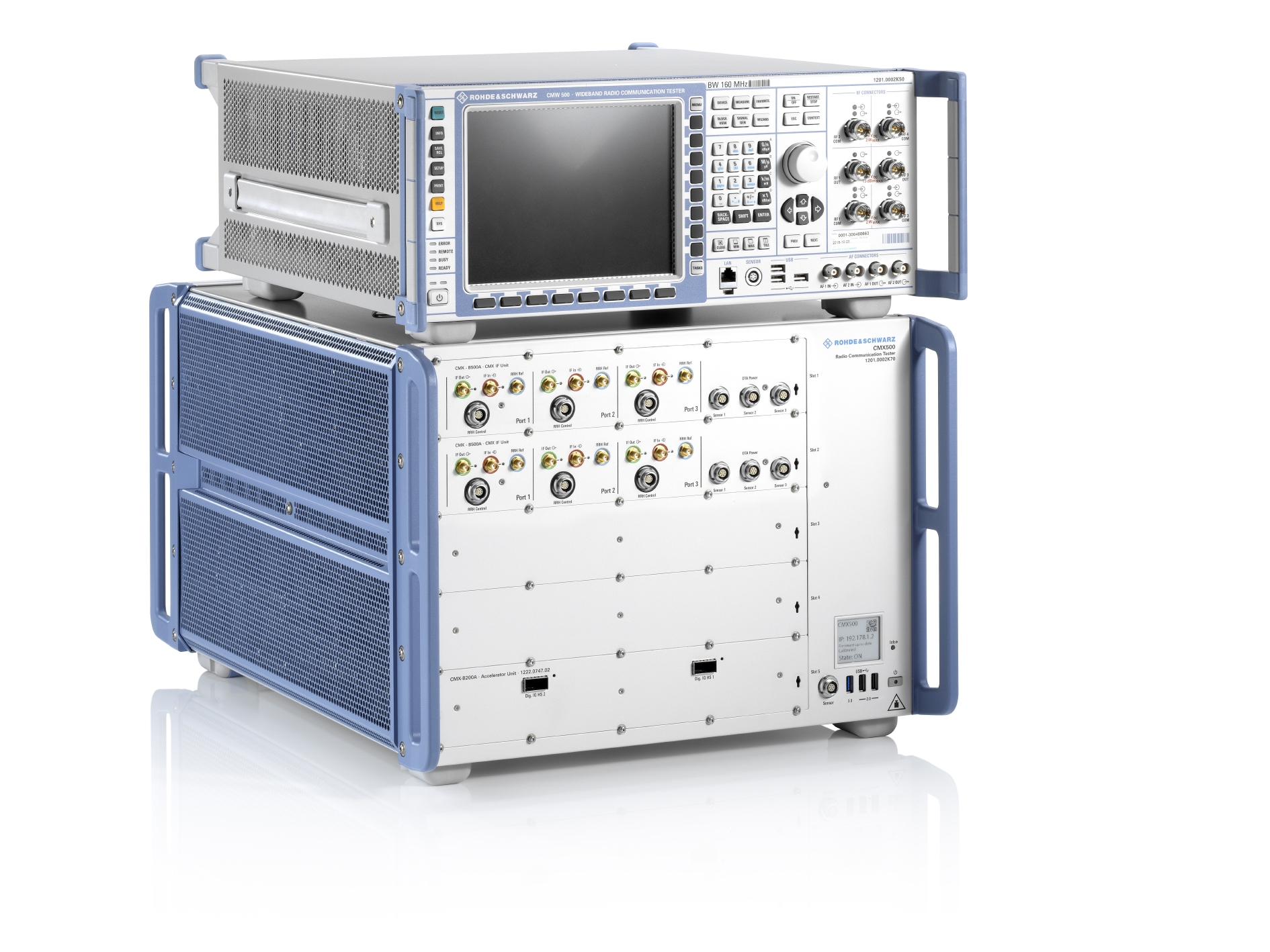 Rohde & Schwarz Demonstrates Test Capability of 3GPP 5G New Radio Using  Qualcomm(R) Snapdragon X50 5G Modem