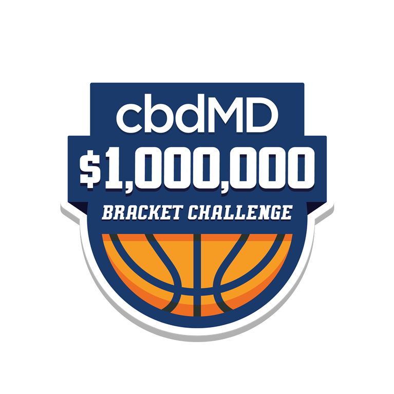 cbdMD Offers $1,000,000 for Perfect Bracket Challenge