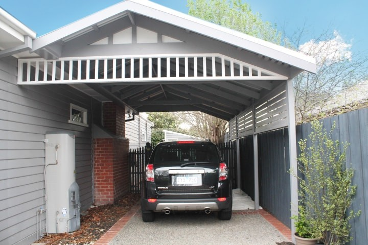 How Safe Is It To Park Under A Carport