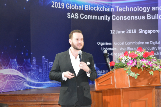 SAS Global Community Alliance Opened Ceremoniously in Singapore's