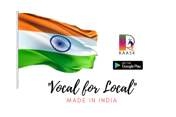 """Welcoming """"Raask"""", a Social App and the Best TikTok Alternative Made in  India 