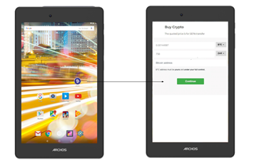<div>IT News Online – ARCHOS & Simplex Democratize Access to Crypto/Fiat Onramps and Banking Through Mobile Solutions</div>