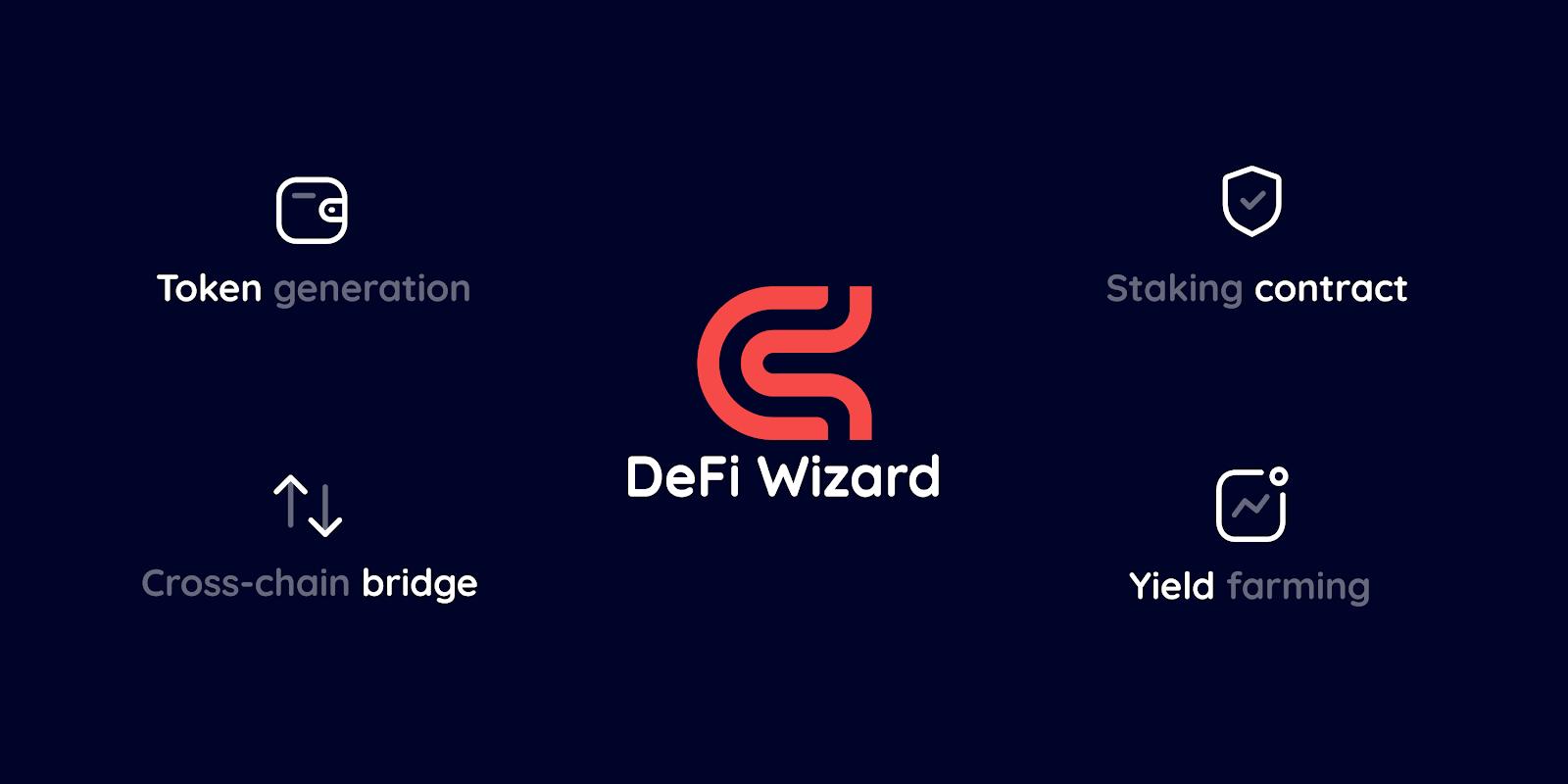 DeFi Wizard Raises $750k from Blockchain Investment Bigshots, to Simplify Multi-chain DeFi Legos