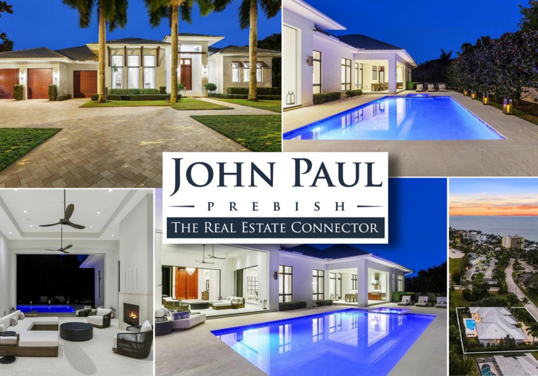 Naples Luxury Real Estate Agent, John Paul Prebish, Lists ...