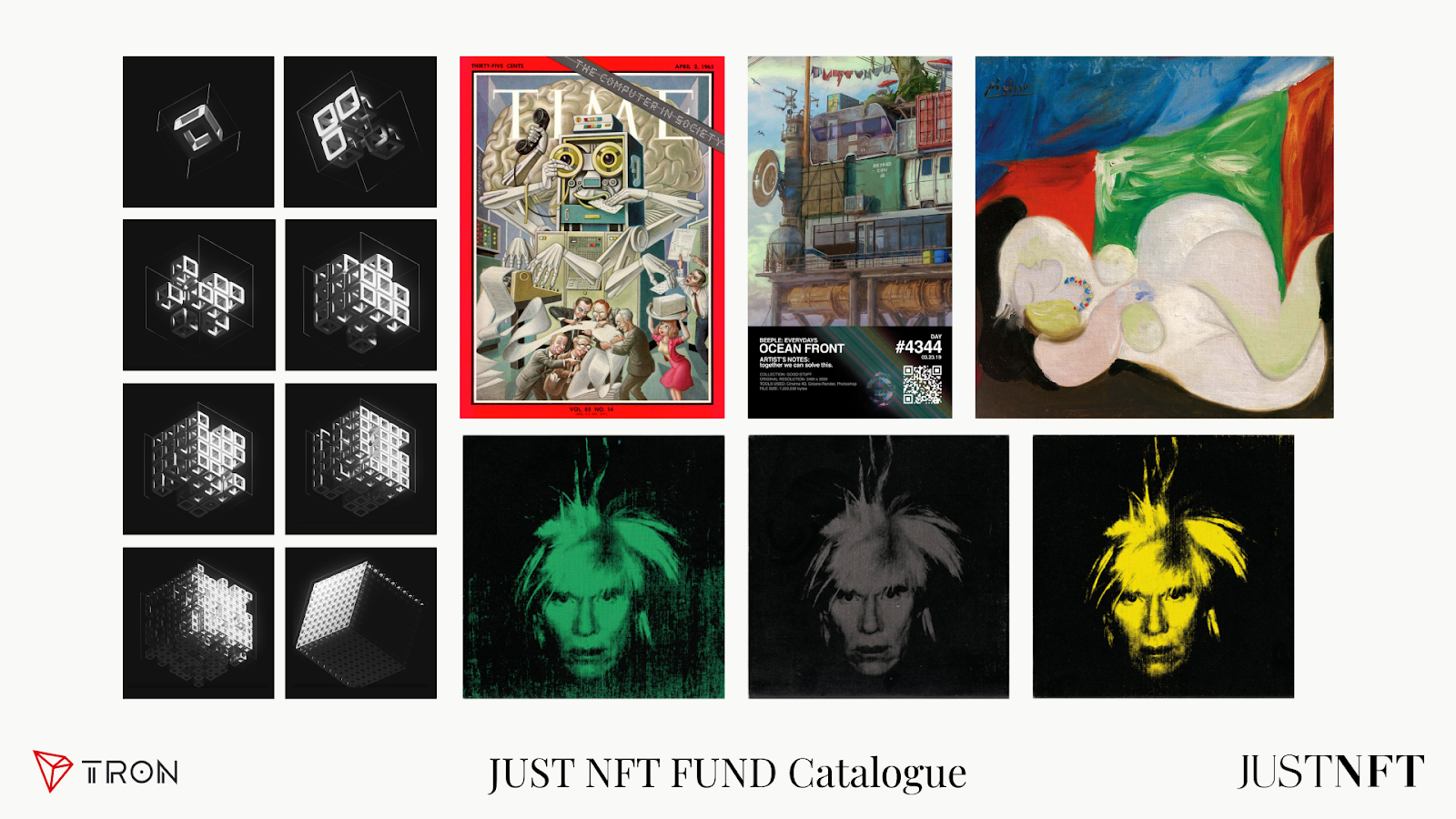 JUST NFT Fund Launches The World's First Picasso NFT To Help Traditional  Art Break Into the Digital World - Press Release - Digital Journal