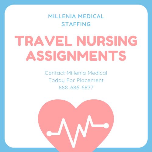 Millenia Medical Staffing